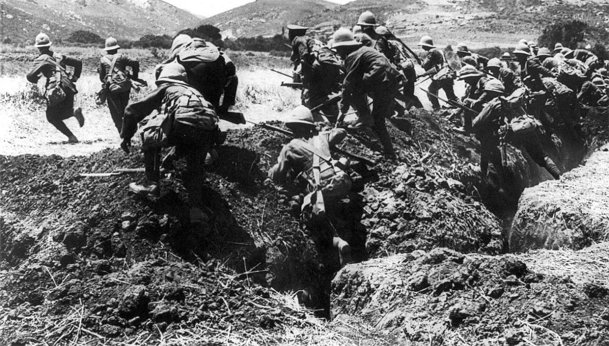 how far was world war one The guardian - back to perhaps even now you have gone far away from your (a single raid during the second world war would have a resulted in a similar number.