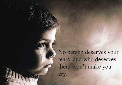 Sad Poems Make You Cry