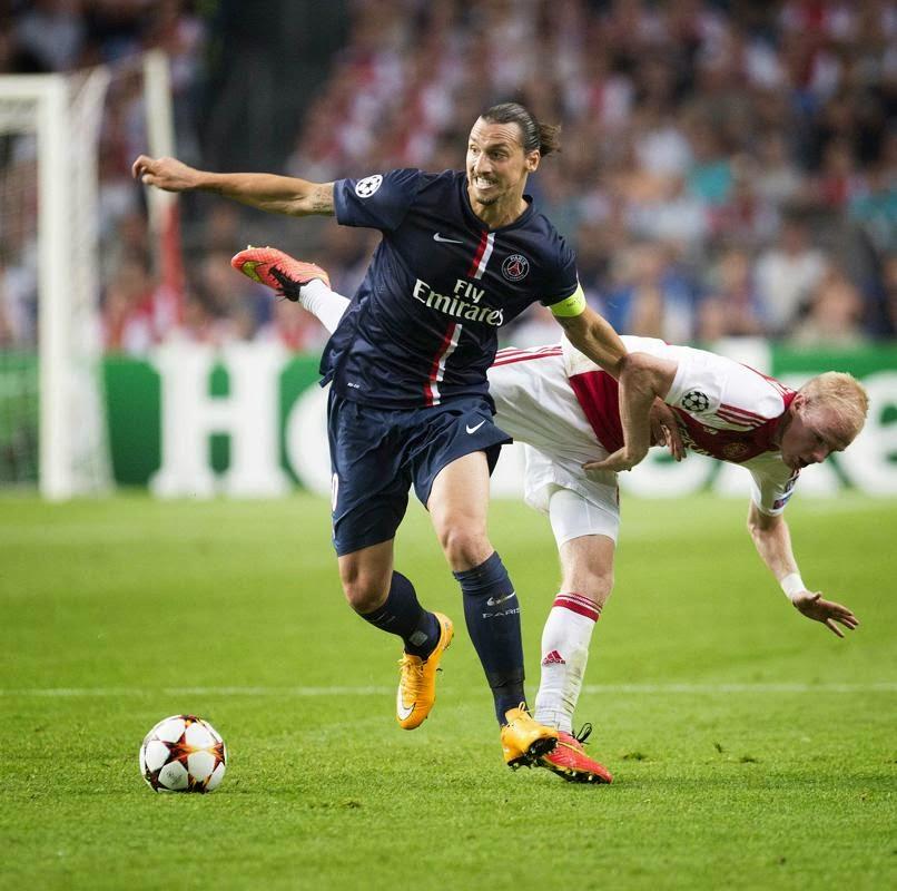 before the match between Paris Saint-Germain vs ajax amsterdam, predictions match Paris Saint-Germain vs ajax
