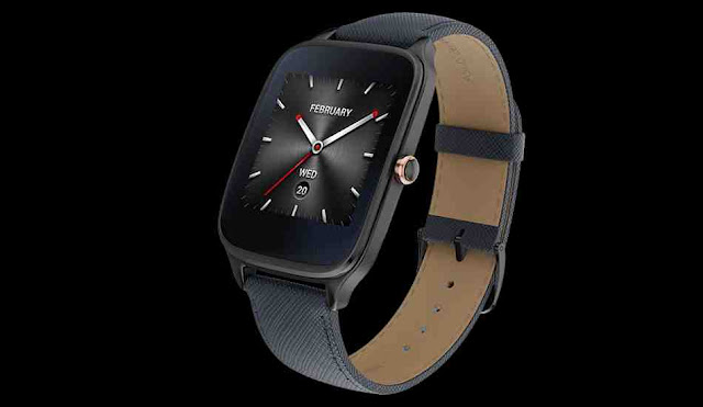 Asus Launched its ZenWatch 2 at the IFA 2015