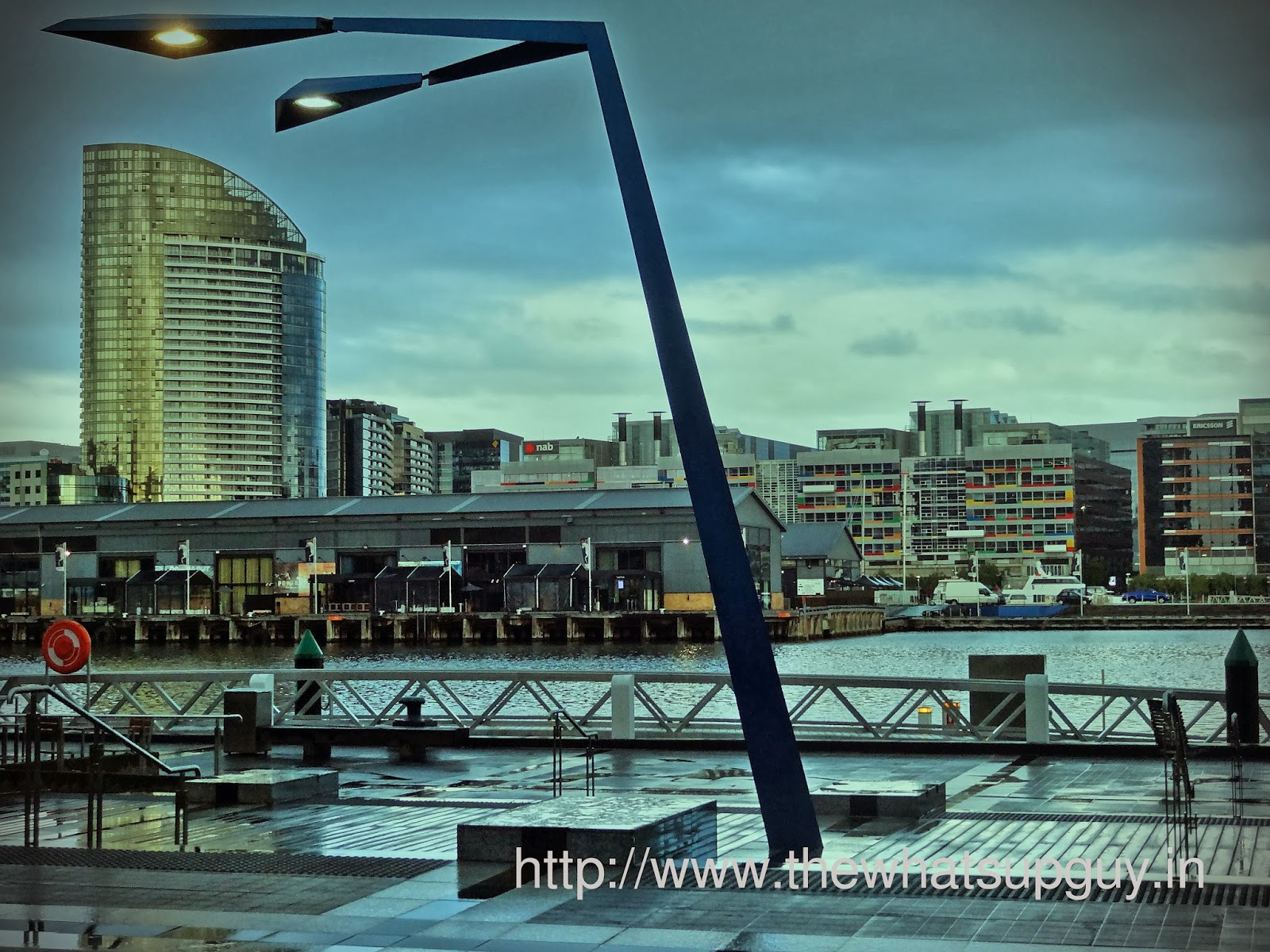 Dockland View