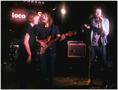 THE PARSON RED HEADS + DOUG PASLEY Loco Club, Valencia 6