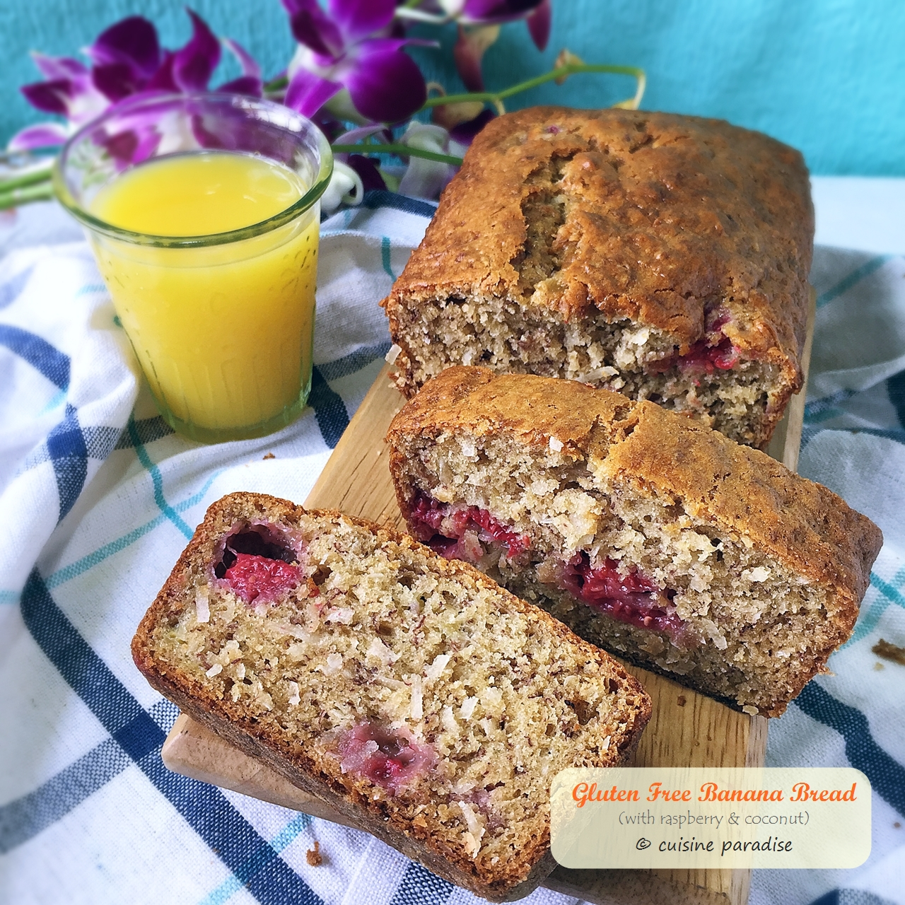 Cuisine paradise singapore food blog recipes reviews and travel recently i have an obsession for banana bread and i have being trying different combination of ingredients and methods to get the best recipe for my family forumfinder Choice Image