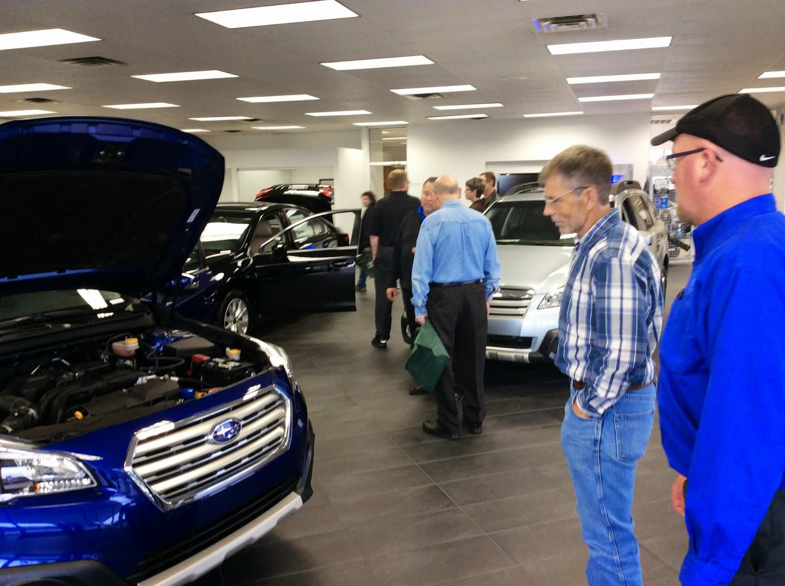 Ferguson Subaru: September 2014
