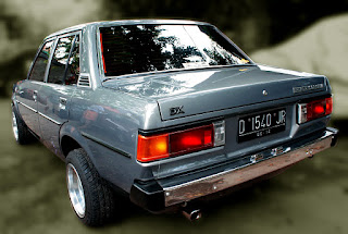 Everything about car: Modifikasi Corolla DX