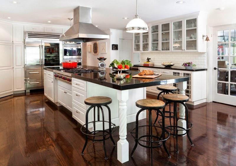 кухни остров фото дизайн