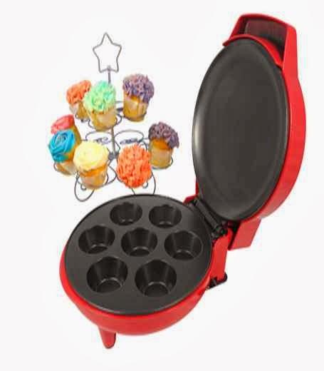 Máquina de hacer Cupcakes