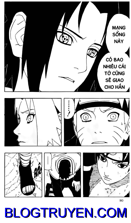 Naruto chap 309 Trang 11 - Mangak.info