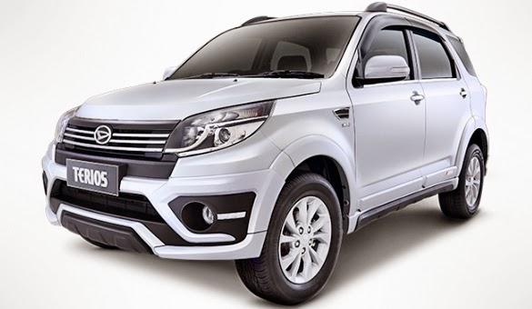 Interior Mobil Daihatsu New Terios 2015 Terbaru