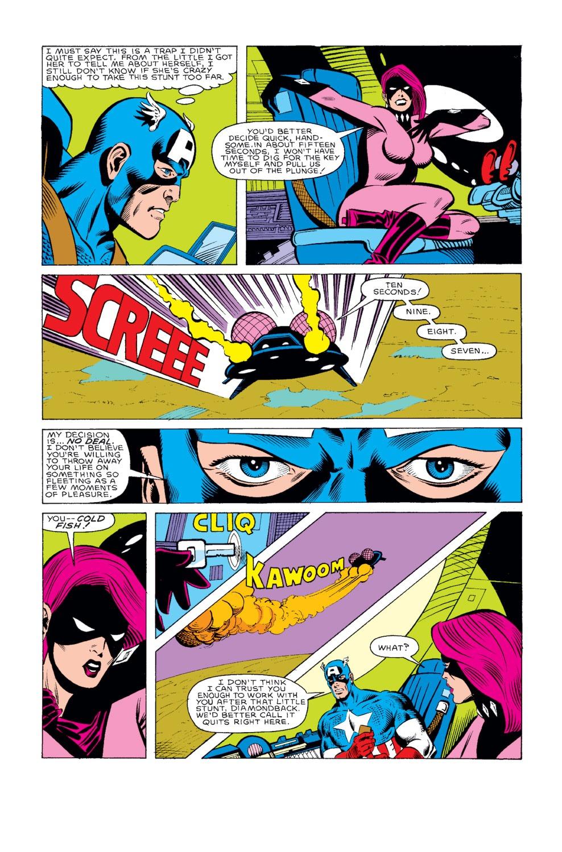Captain America (1968) Issue #319 #247 - English 16