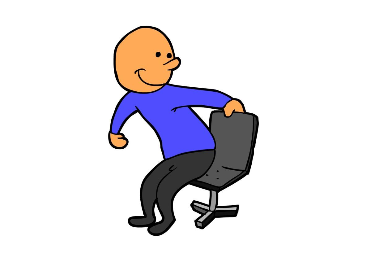 Fobias humanas catisofobia - Imagenes de bancos para sentarse ...