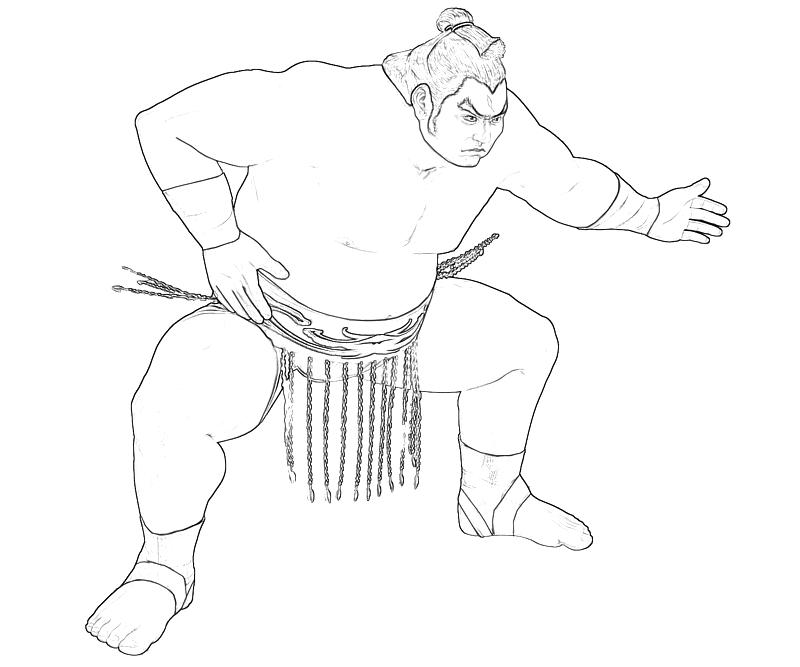printable-ganryu-sumo-coloring-pages