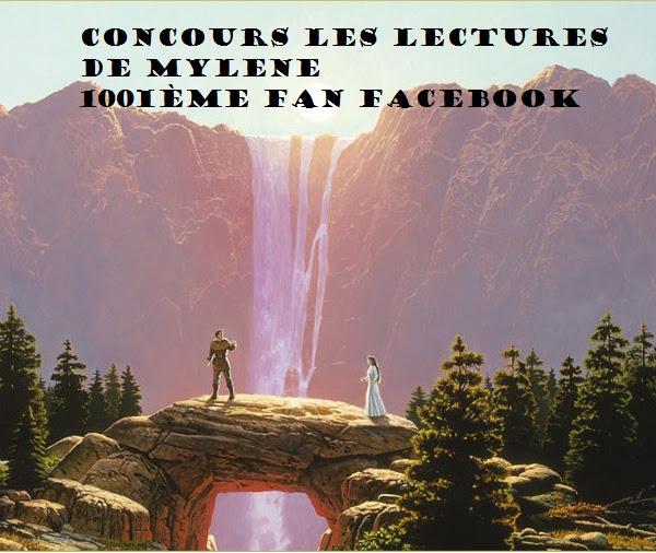 [Concours] 100ième fan Facebook => Terminé