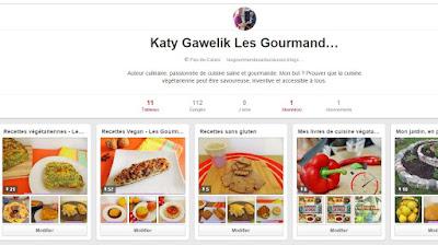 Les Gourmandes Astucieuses sur Pinterest