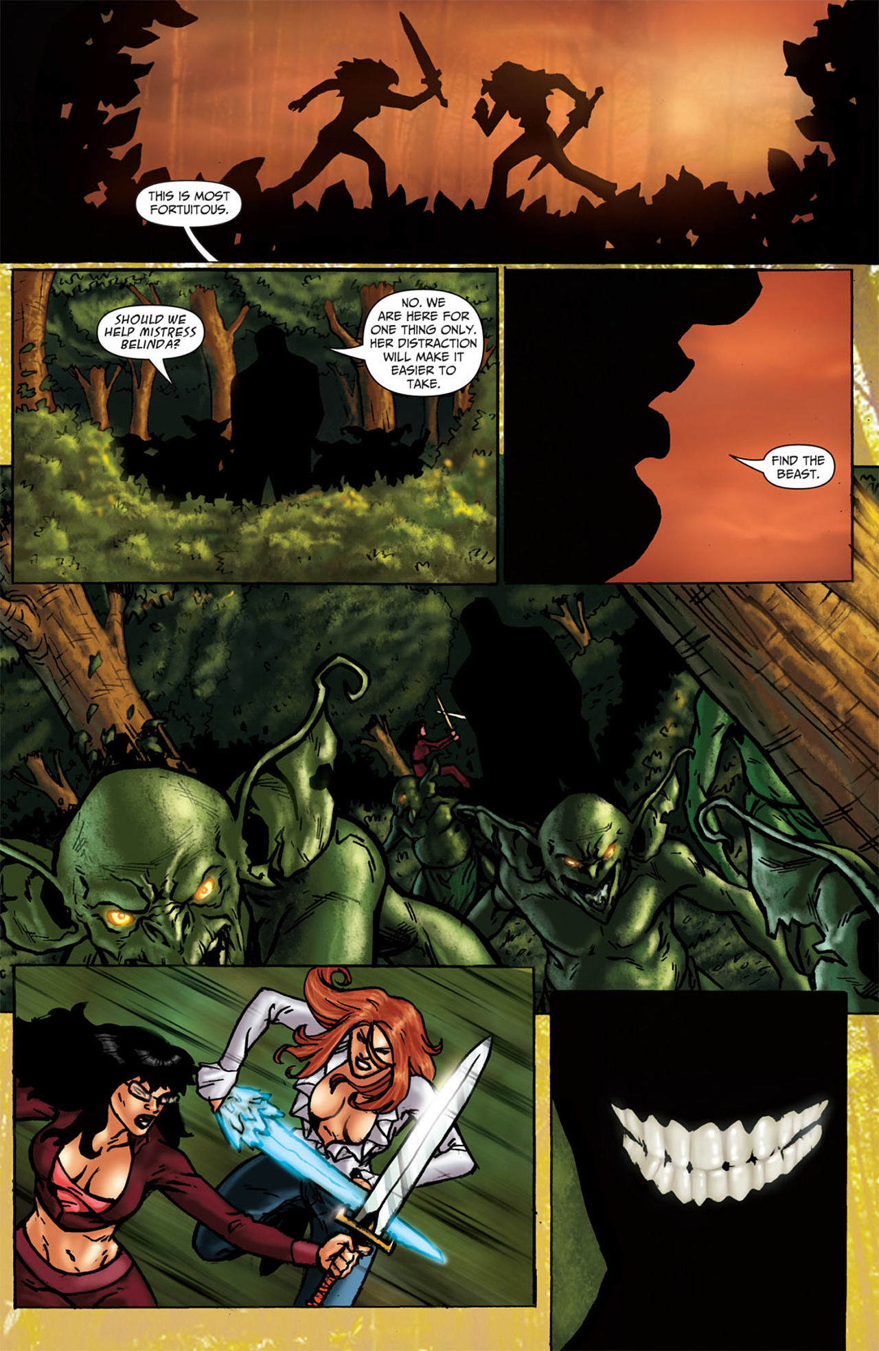 Grimm Fairy Tales (2005) Issue #43 #46 - English 15
