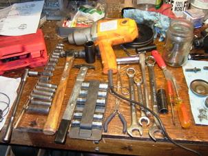 saginaw power steering pump rebuild tools