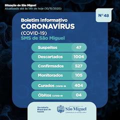 Boletim Epidemiológico 48 - São Miguel - RN