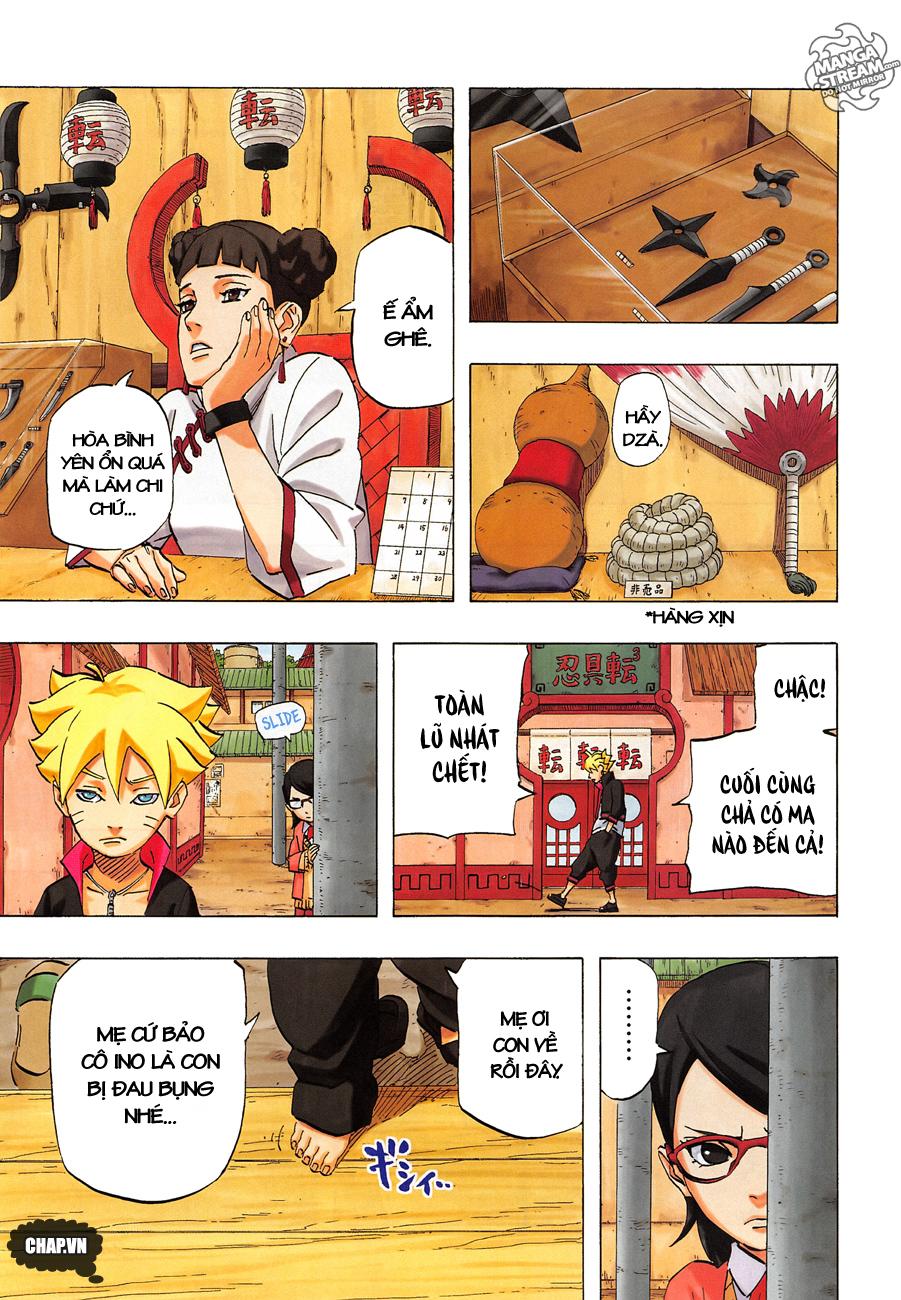 Naruto chap 700 – Chap cuối Trang 5