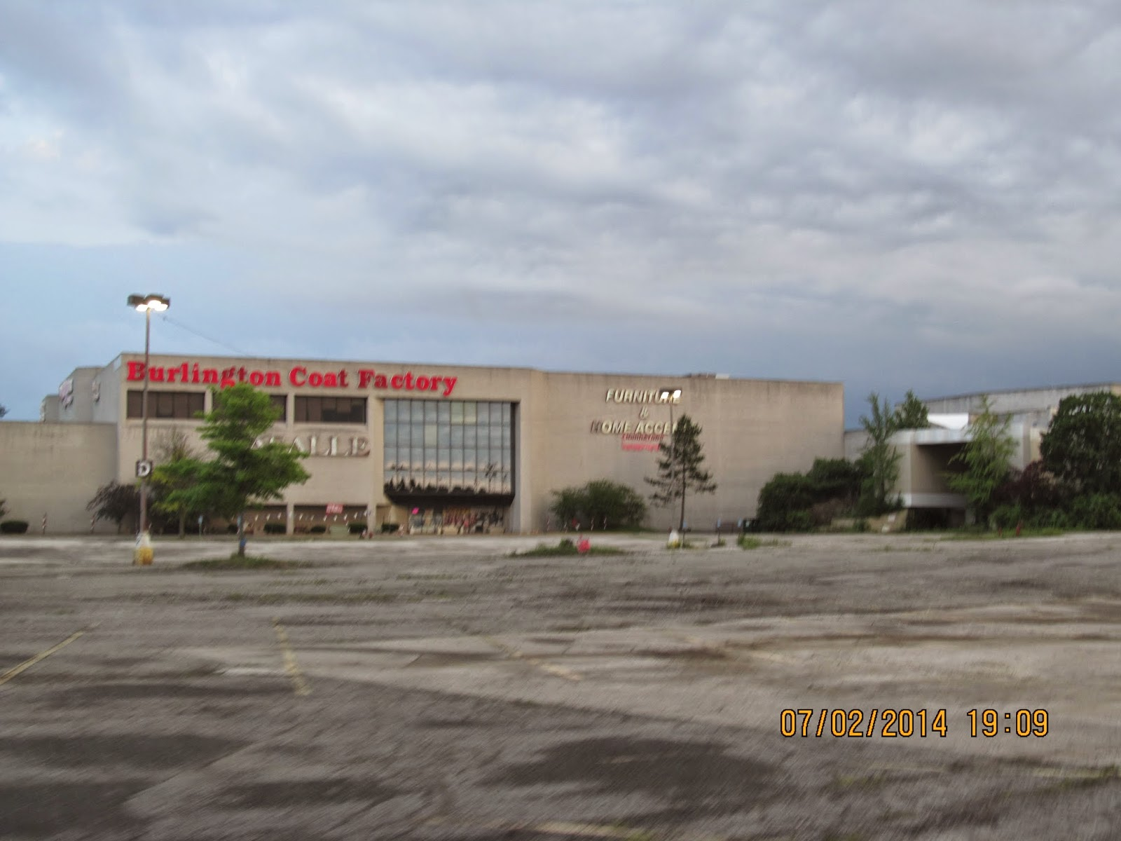 Former Joseph Hornes/ Burlington Coat Factory/ Lasalle Furniture
