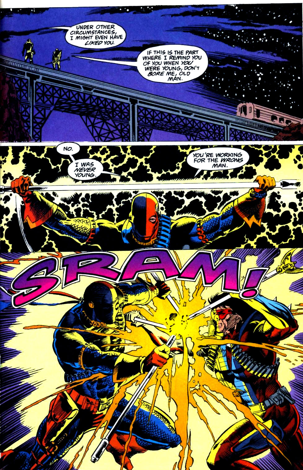 Deathstroke (1991) Issue #23 #28 - English 16