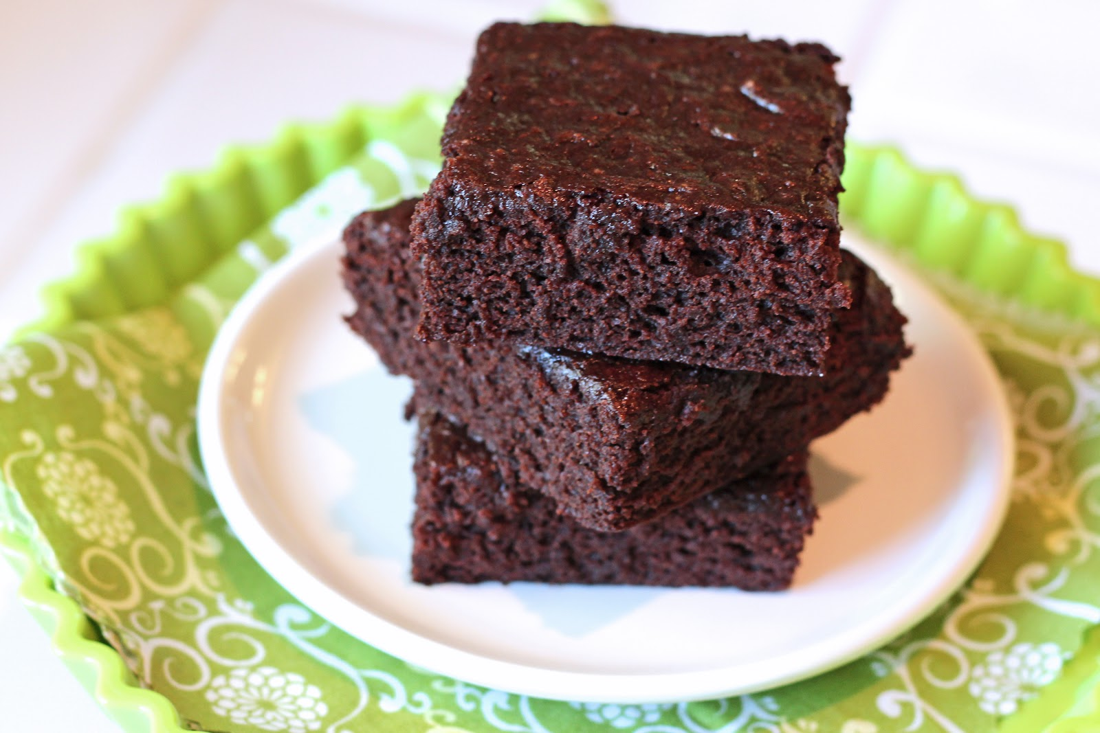 Easy vegan gluten free brownie recipe