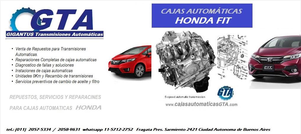 Caja automatica honda fit for Honda fit 0 60