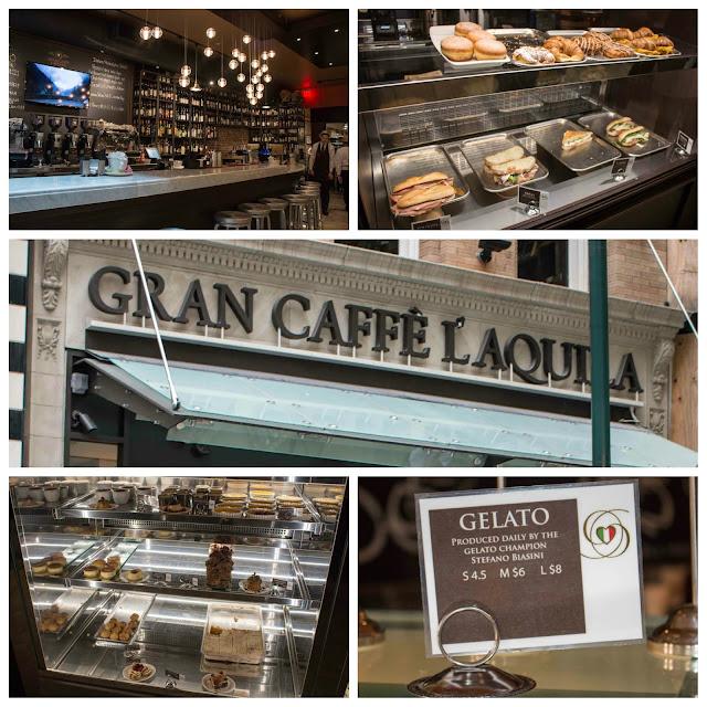 Gran Cafe L'Aquila Review