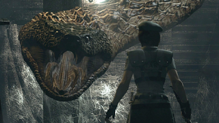 Resident Evil Remake HD - Yawn e Jill