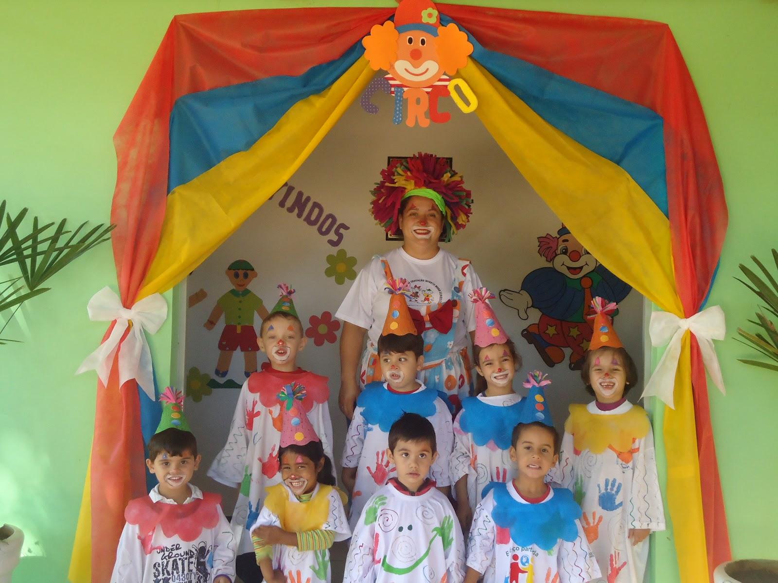 Populares Crescer com alegria: Dia do Circo IB31