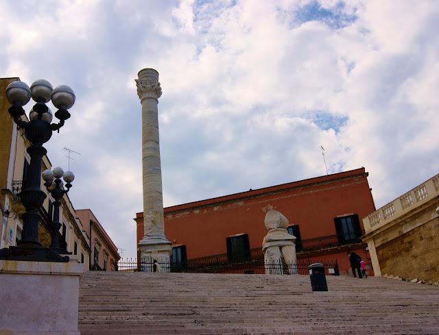 Colonne romane a Brindisi