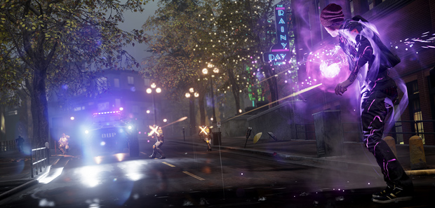 Infamous Second Son Walkthrough