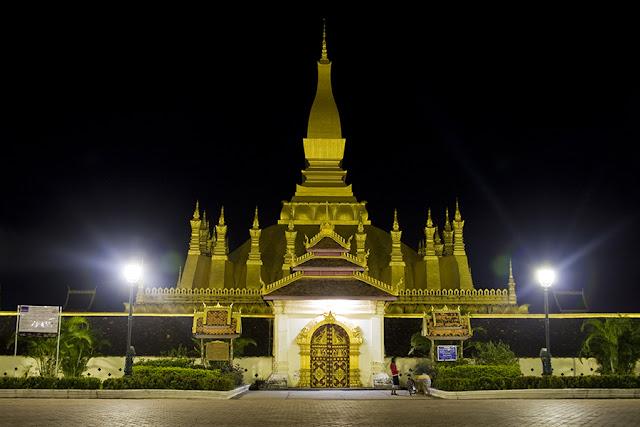 Pha That Luang - Những điểm tham quan nổi bật ở Viên Chăn Lào