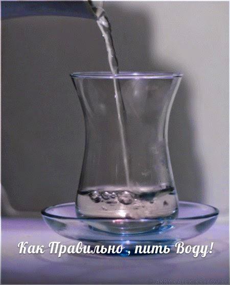 как правильно пить воду утром чтобы похудеть