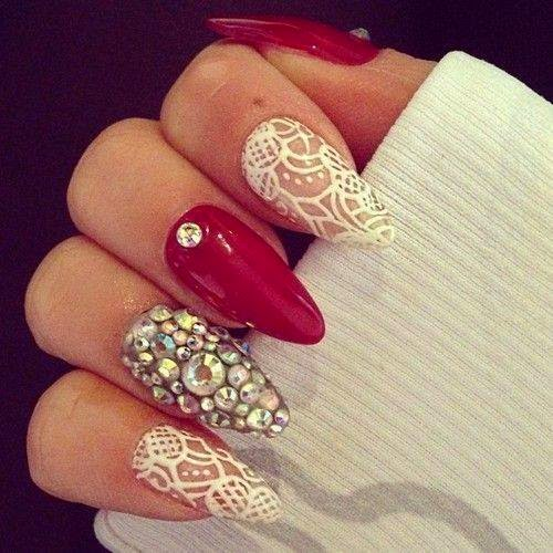 Latest Nails Designs #16..
