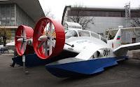 Ivolga WIG aircraft |