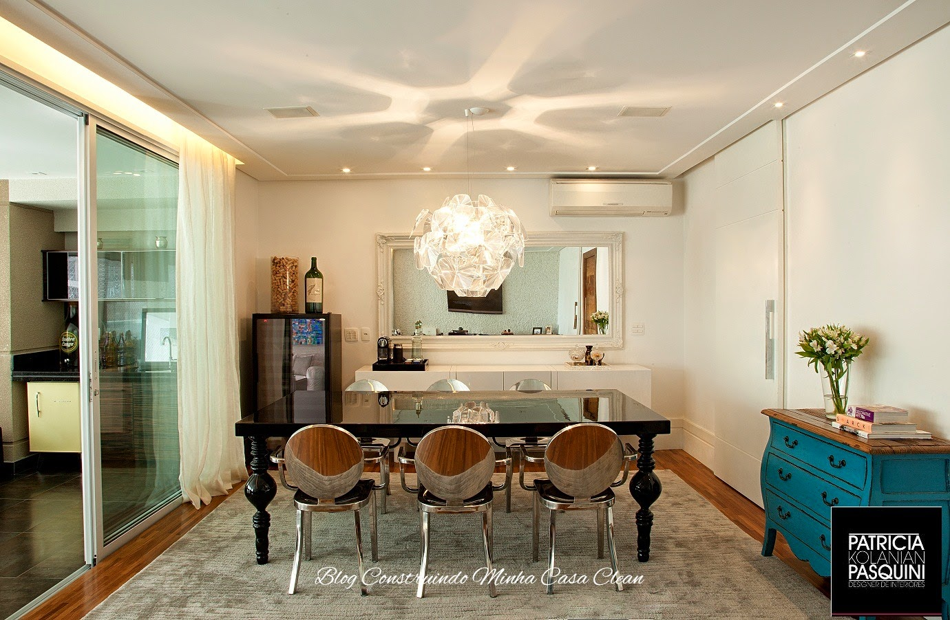 Como Usar Lustre Na Sala De Estar ~  Minha Casa Clean Qual Lustre ou Pendente Usar na Sala de Jantar