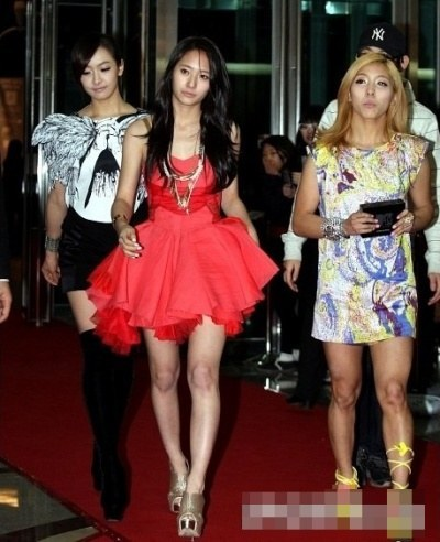 Did fx) have plastic surgery