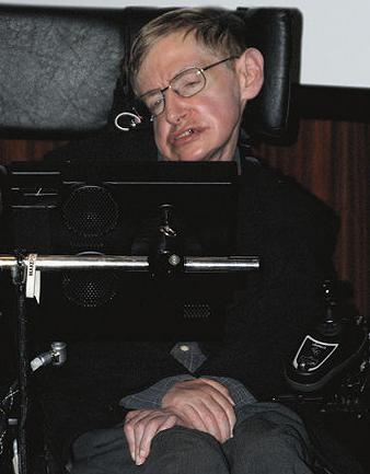 Foto de Stephen Hawking