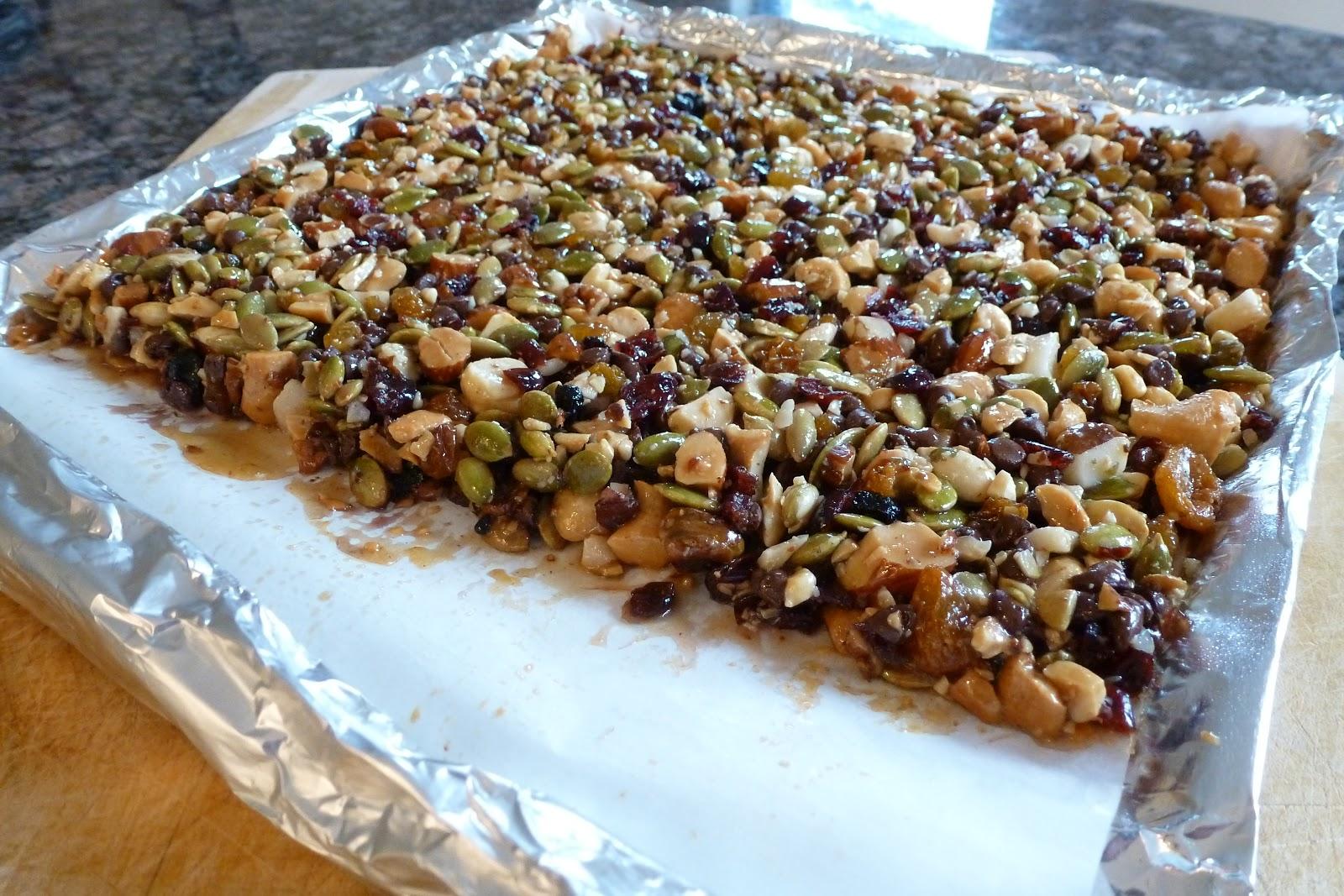 Homemade Fruit and Nut Bars | A Balaced Palate