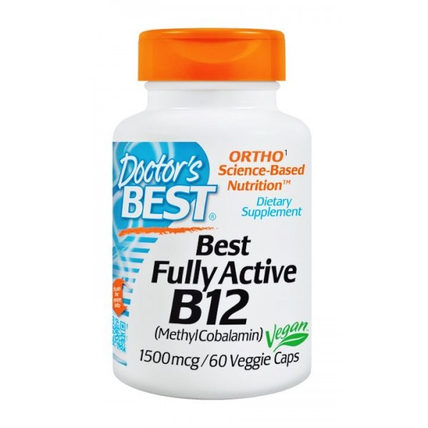 VITAMINA B12 DR'S BEST (METHYLCOBOLAMINA)