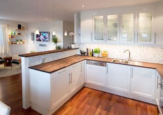 Panelplater kjøkken