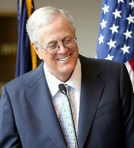 Richest people in the whole world top 10 billionaires list for David koch usa