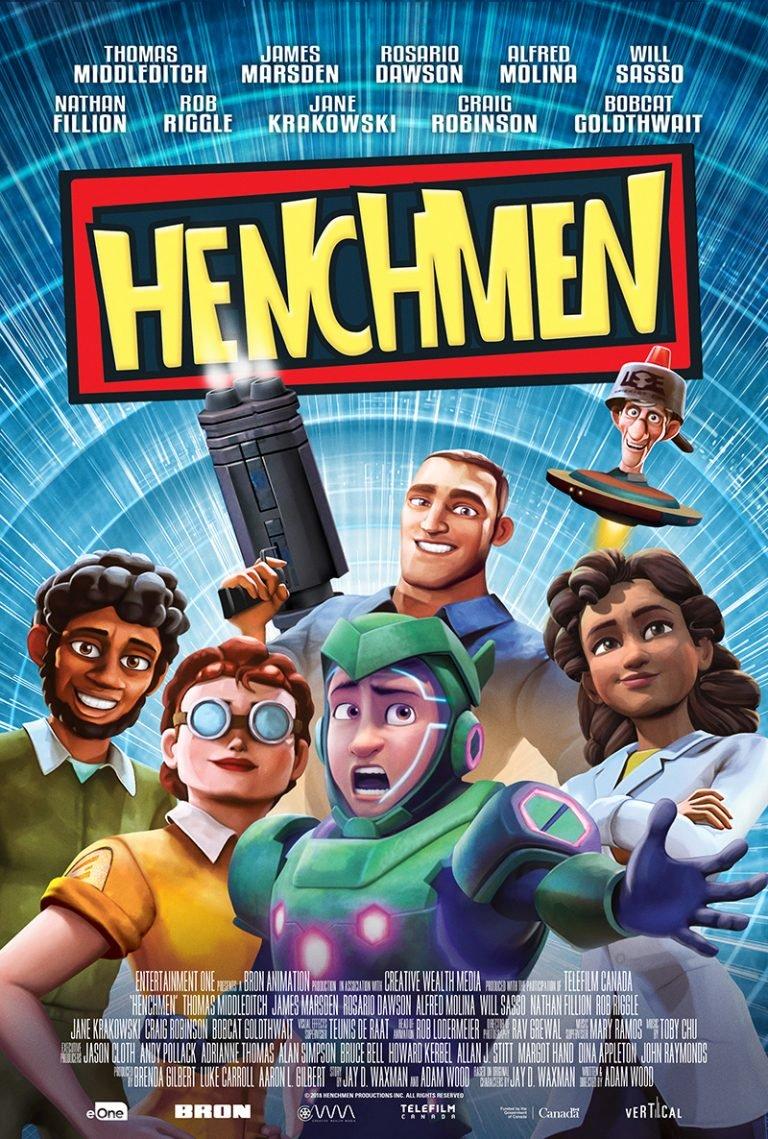 """HENCHMEN"""