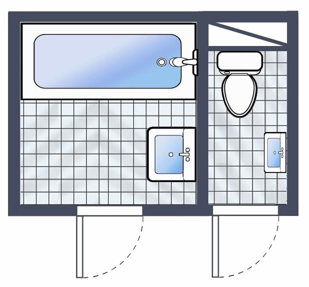 туалет с ванной раздельно или совсемтно ногтей, можно его
