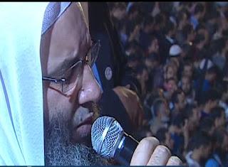 كلمة الشيخ محمد حسان اليوم من أمام جامعة القاهرة