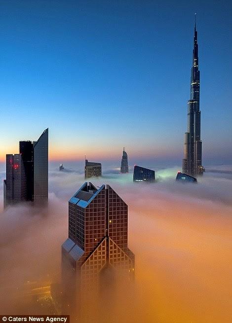 جزء من ناطحات دبي 2