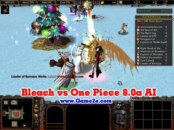 Bleach vs one piece 80 ai gumiabroncs Choice Image