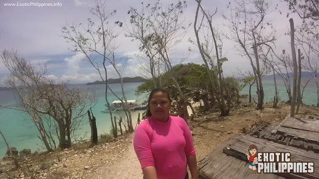 Bulog Dos Island and Sand Bar Coron Palawan Exotic Philippines