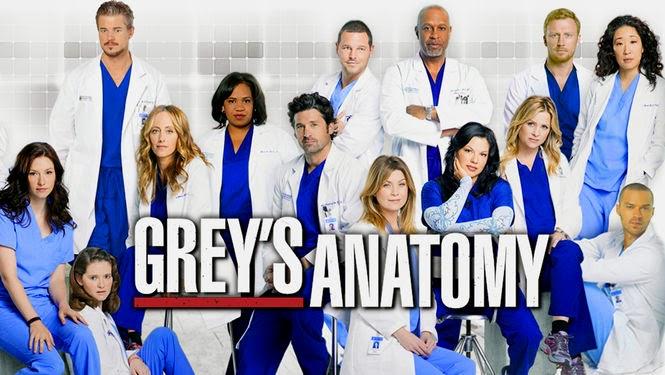 IRRELEVANT: Grey\'s Anatomy Craze | Miss BLABBERMOUTH