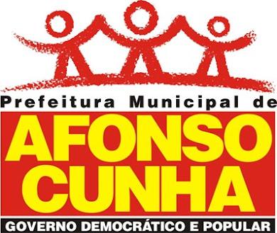 PREFEITURA MUNICIPAL DE AFONSO CUNHA-MA.